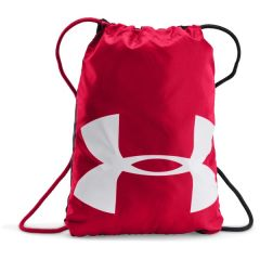 Under Armour Ozsee Sackpack Red/White