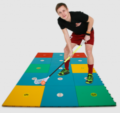 MyFloorball Skill Zone Flooring