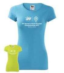 WFC 2017 Women´s T-shirt