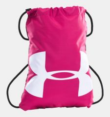 Under Armour Ozsee Sackpack Pink/White