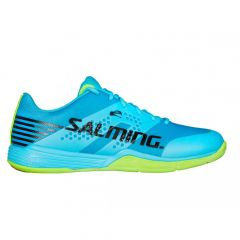 Salming Viper 5 Men Blue Atol/New Fluo Green